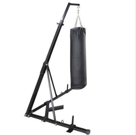 soporte de suelo para saco de boxeo